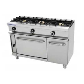 Cocinas Repagas Serie 550 Modelo CG-531/G